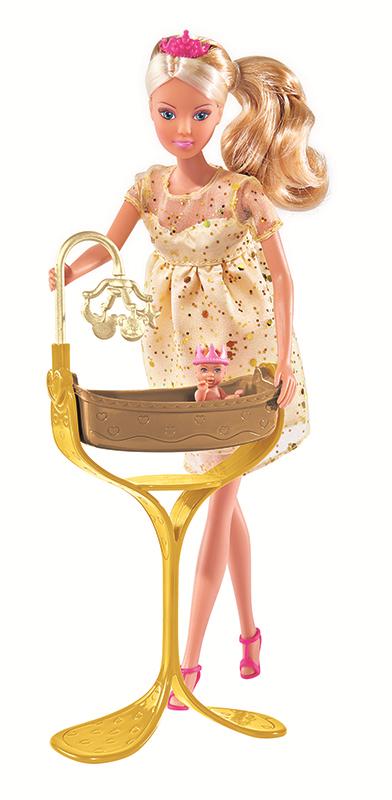 Кукла STEFFI 5737084029 беременная королевский набор <br>
