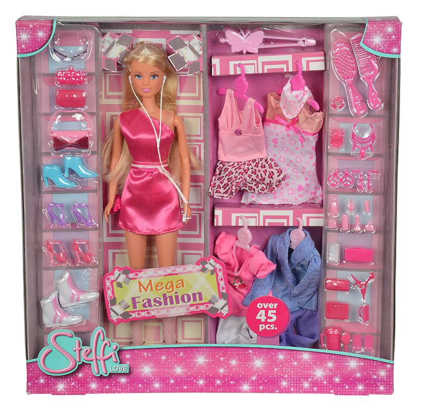 Кукла STEFFI 5736015 с одеждой и аксессуарами <br>