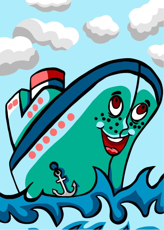 Раскраска по номерам РУССКАЯ ЖИВОПИСЬ По синему морю [KHD10]