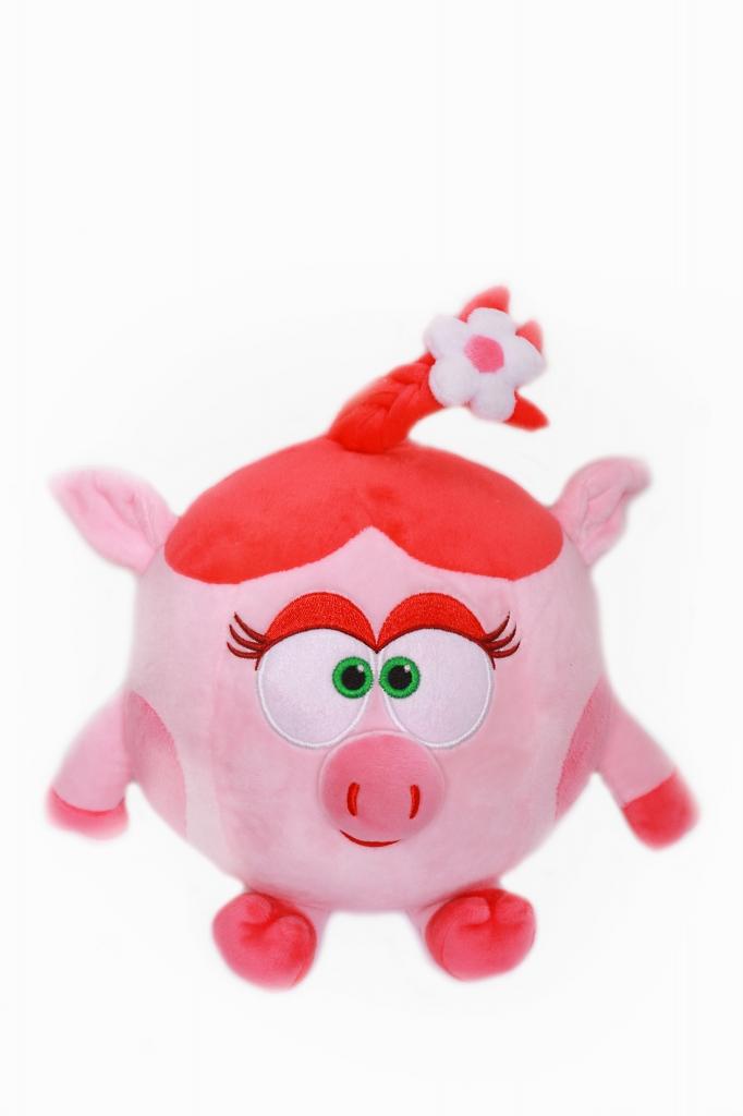 Игрушка грелка WARMIES SME-PIG-1 Смешарики Нюша <br>