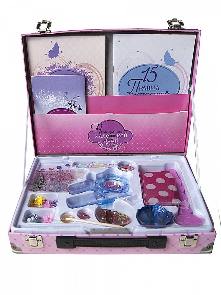 Детский набор косметики для девочек в чемоданчике где купить косметика жаде купить